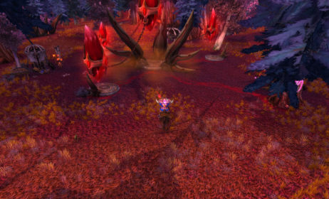 Blood Elf Camp