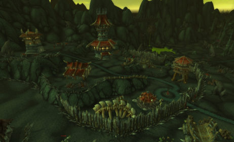 Shadowmoon Village