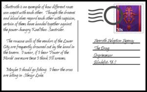 Shattrath Postcard 1